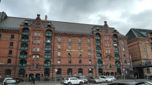 Read more about the article Hambourg en rouge et vert